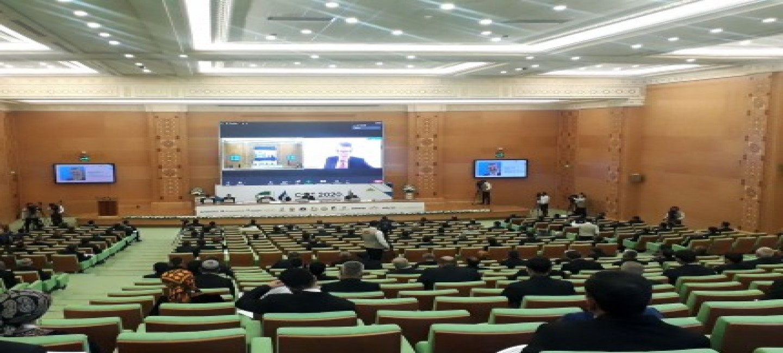 "JUBILEE INTERNATIONAL FORUM ""OIL AND GAS OF TURKMENISTAN - 2020"" HAS STARTED"