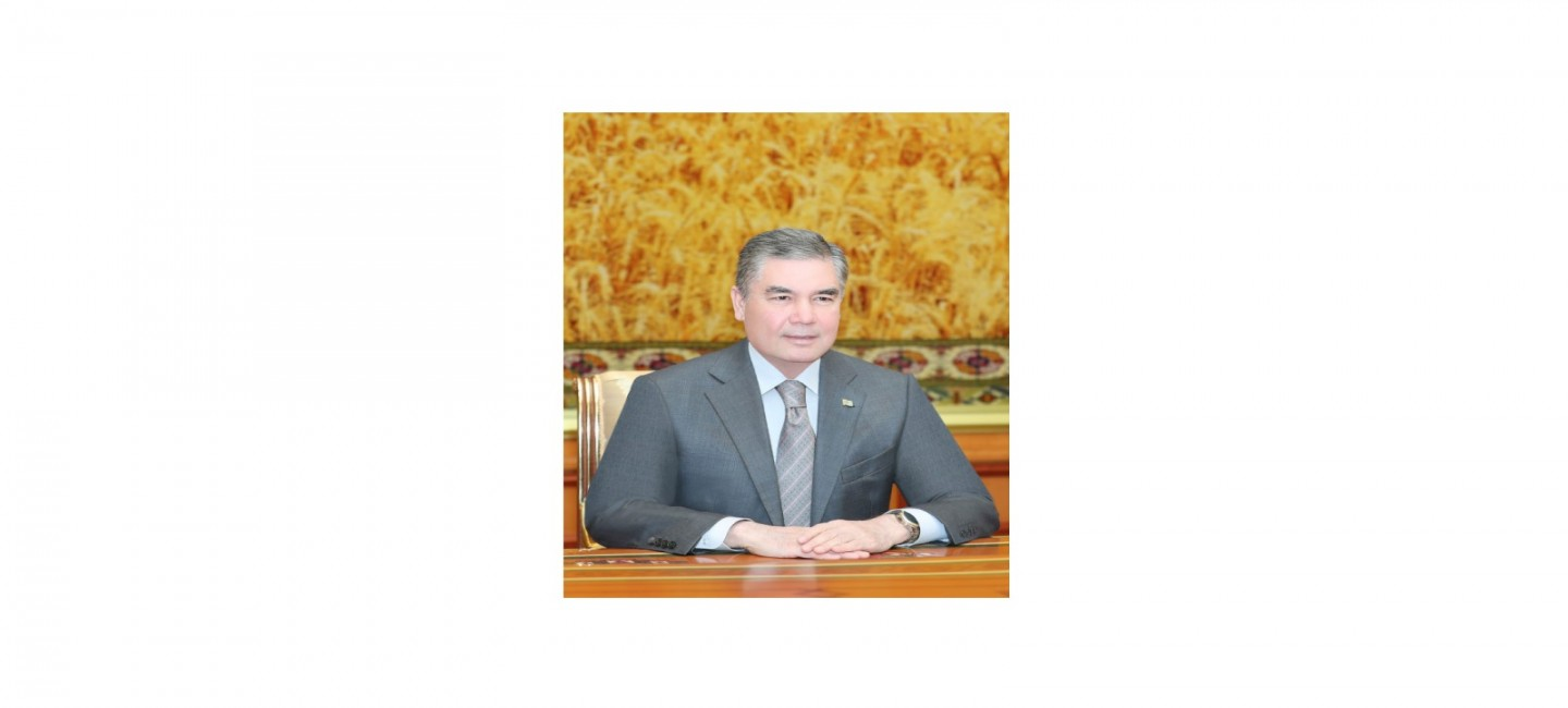 THE PRESIDENT OF TURKMENISTAN HELD TALKS WITH THE PRIME MINISTER OF KAZAKHSTAN