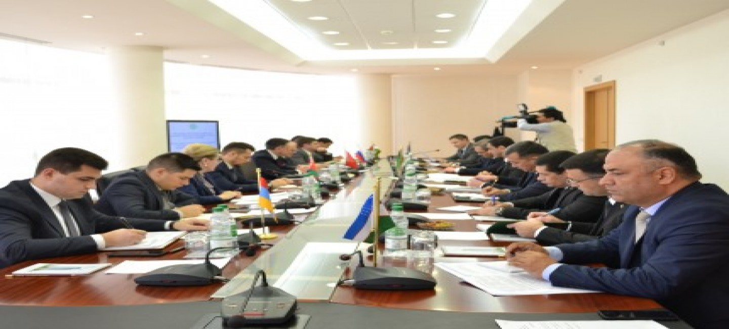 REPRESENTATIVES OF THE CIS PARTICIPATING STATES DISCUSSED THE ANTITERRORIST COOPERATION