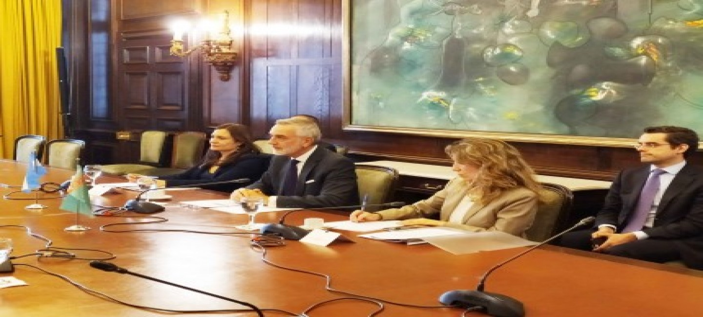 TOPICAL ISSUES OF TURKMEN-ARGENTINE RELATIONS DISCUSSED IN BUENOS AIRES