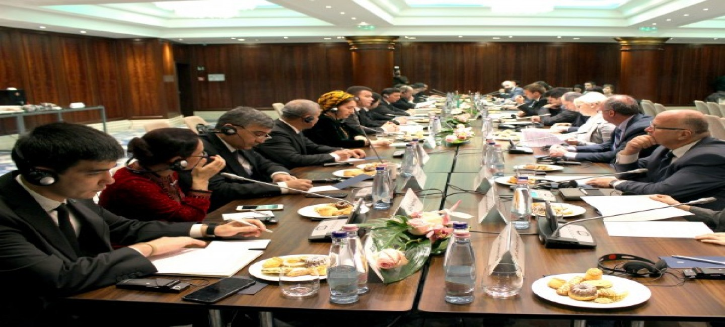THE FOURTH MEETING OF THE INTERGOVERNMENTAL TURKMEN-HUNGARIAN COMMISSION ON ECONOMIC COOPERATION TOOK PLACE IN HUNGARY
