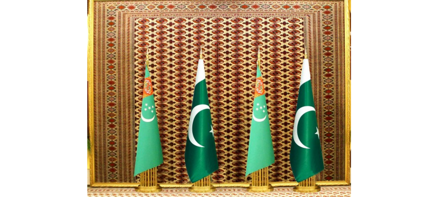 PRESIDENT OF TURKMENISTAN HELD A TELEPHONE CONVERSATION WITH THE PRESIDENT OF THE ISLAMIC REPUBLIC OF PAKISTAN
